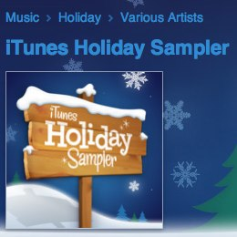 itunesfreealbumxmas
